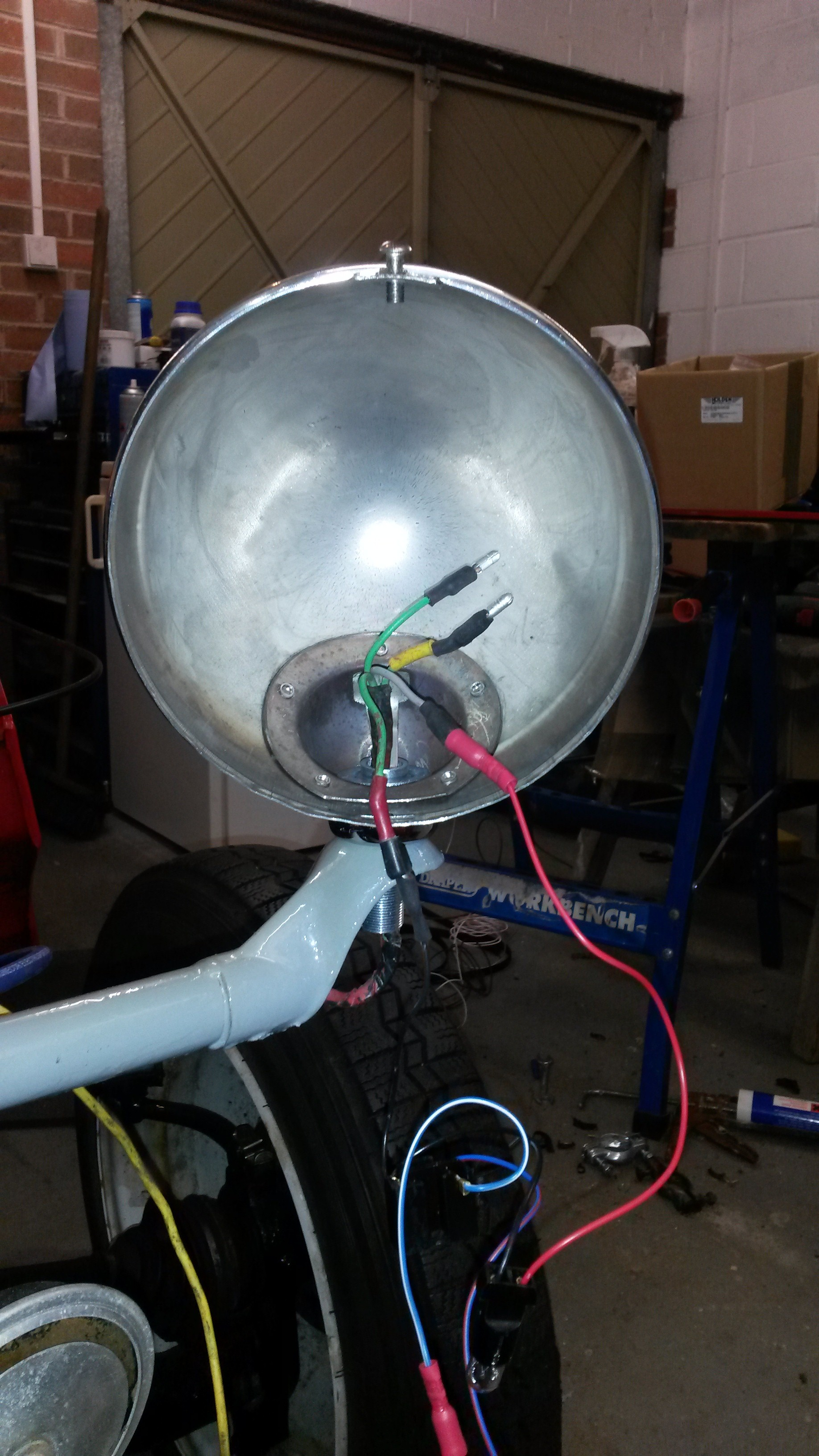 Citroen Mehari Wiring Diagram Golden Schematic Headlamp