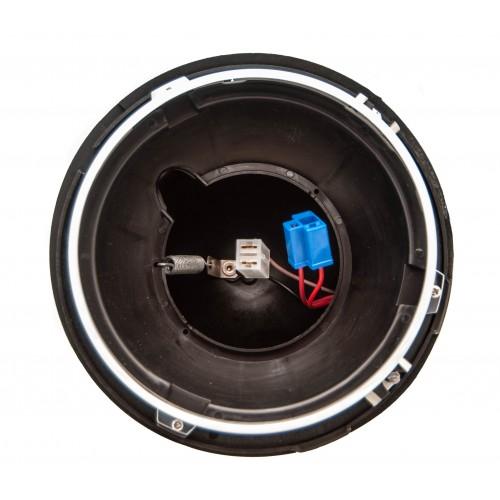 Lucas Style 7 Inch BackShell Assembly - 2 Adjuster - Plastic