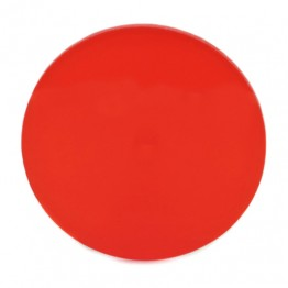 Large Red Lens for Divers Helmet Rear Lamp