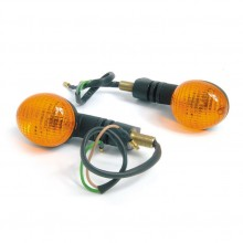 Flasher Lamps With Flexible Stem with Bolt Mount