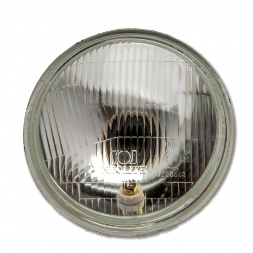 Autopal 5 3/4 in Halogen Outer with Sidelight - RHD
