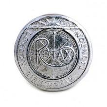 Rotax Medallion 13/16 inch