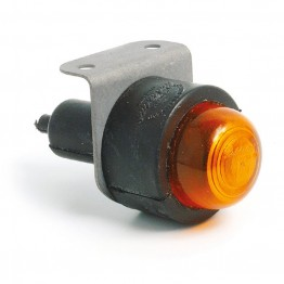 Rubbolite - Flasher/Direction Indicator Lamp with Bracket