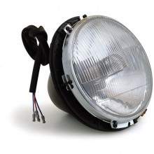 Wipac Headlamp Assembly with Sidelight 7 inch - LHD