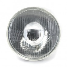 Headlamp 7 inch - With Sidelight - Flat Glass - RHD