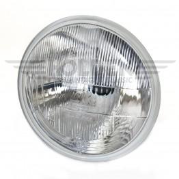 Cibie Halogen Headlight Unit 7 inch - No Sidelight - RHD