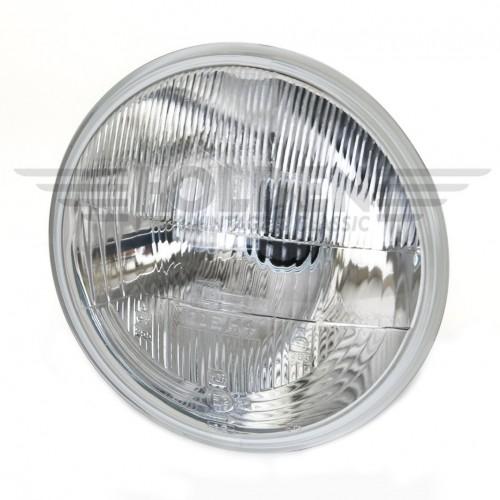 Cibie Halogen Headlight Unit 7 inch - No Sidelight - RHD image #1