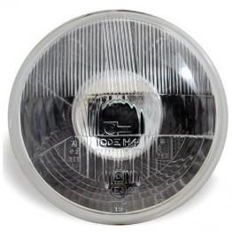 Cibie Halogen Headlight Unit 7 inch - With Sidelight - RHD