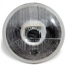 Cibie Halogen Headlight Unit 7 inch - With Sidelight - RHD