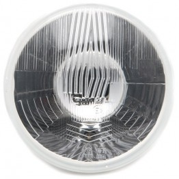 Cibie Halogen Headlight Unit 7 inch - With Sidelight - LHD