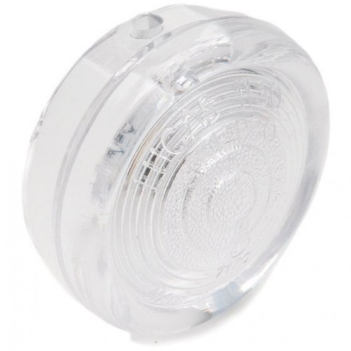 Lucas 1130 Type Sidelamp Plastic Lens - Clear 54581675 image #1