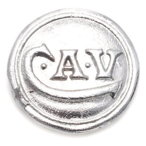 CAV Medallion for CAV Sidelamps 5/8 inch image #1
