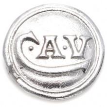 CAV Medallion for CAV Sidelamps 5/8 inch