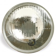 Headlamp Saturnus 5 3/4 inch Halogen - Outer with Sidelight - RHD