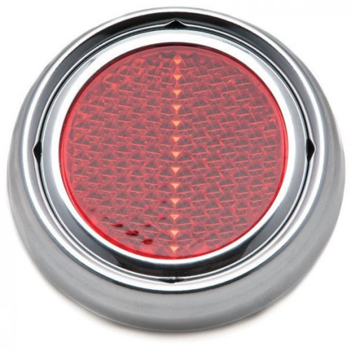 Reflector - 83mm - Matches Lucas L539 Lamps image #1