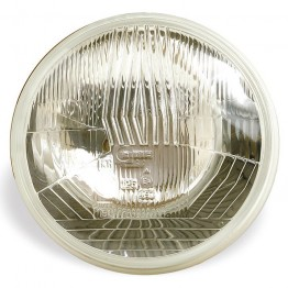 Cibie 5 3/4 in Halogen Outer without Sidelight - RHD