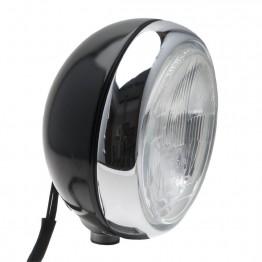 Cibie Oscar Main and Dipped Beam Lamp - 180mm Diamteter - RHD