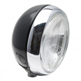 Cibie Oscar Main and Dip Beam Lamp - 180mm Diameter - LHD