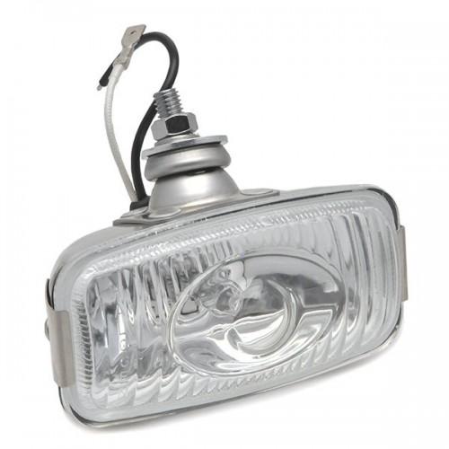 Reversing Lamp/Light - Stainless Steel - Rectangular image #1