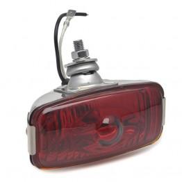 Rear Fog Lamp/Light  - 112 x 56mm - Red