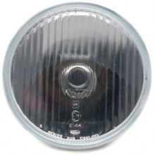 Halogen Headlight Unit - Main Beam Only - 7 inch