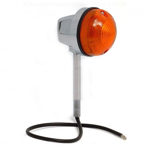 Lucas L874 Type Flasher Lamp (125mm tall) image #1