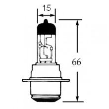 12v Bulb for BPF Headlamps - 45/40w - Halogen