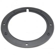 7 in Headlamp Gasket Wide for 2-Adjuster Plastic Backshells