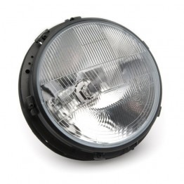 7 in Halogen Headlamp Assembly by Wipac no Sidelight - RHD