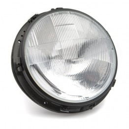 7 in Halogen Headlamp Assembly by Wipac no Sidelight - LHD