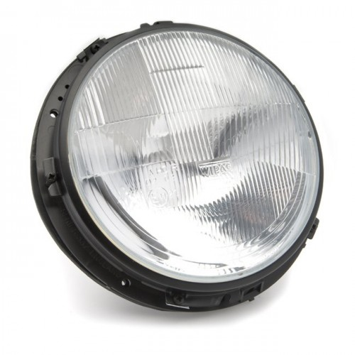 7 in Halogen Headlamp Assembly by Wipac no Sidelight - LHD image #1