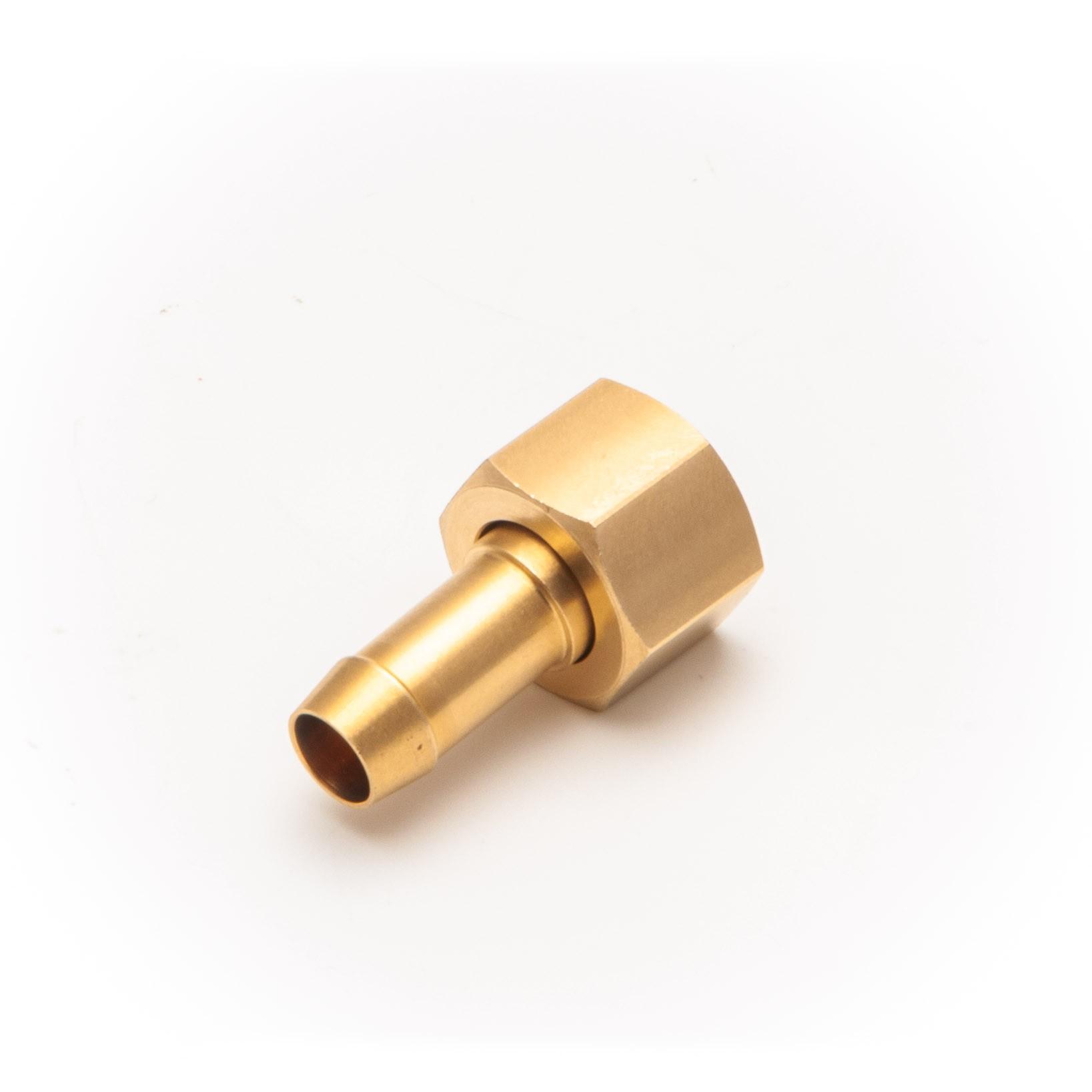 Connection for AZX Fuel Pumps - 5/16 Hose image #1