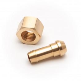 Connection for AZX Fuel Pumps - 5/16 Hose