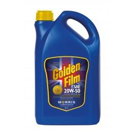 Morris Engine Oil - Golden Film SAE 20w/50 (5 litres)
