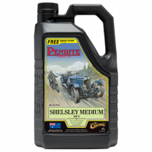 Penrite Engine Oil - Shelsley Medium (5 Litres) 1920-1950