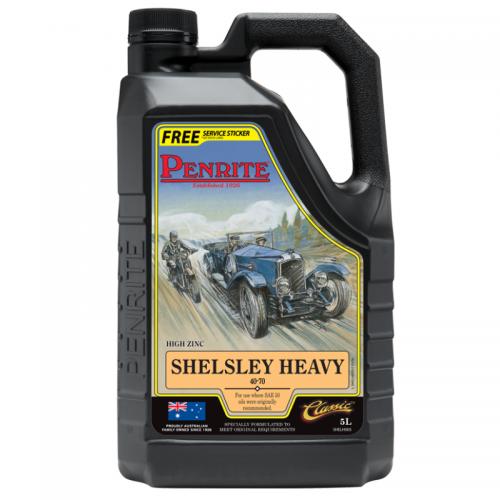 Penrite Engine Oil - Shelsley Heavy (5 Litres) 1920-1950