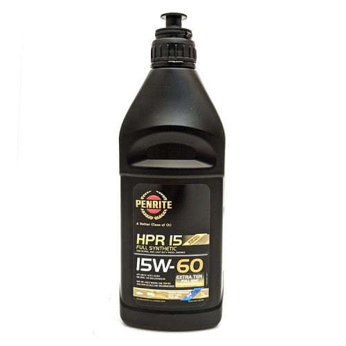Penrite Engine Oil - Semi-Synthetic HPR 15W/60 (1 litre)
