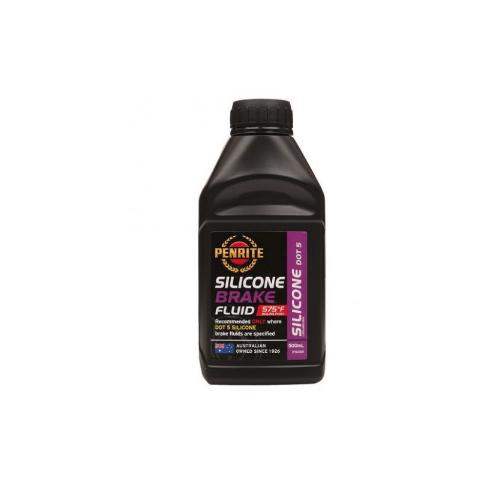 Penrite DOT 5 Silicone Brake Fluid - 500ml