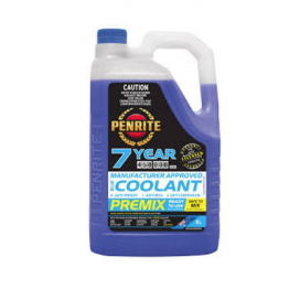 Penrite 7-Year Blue Coolant and Anti-Freeze 5 Litre