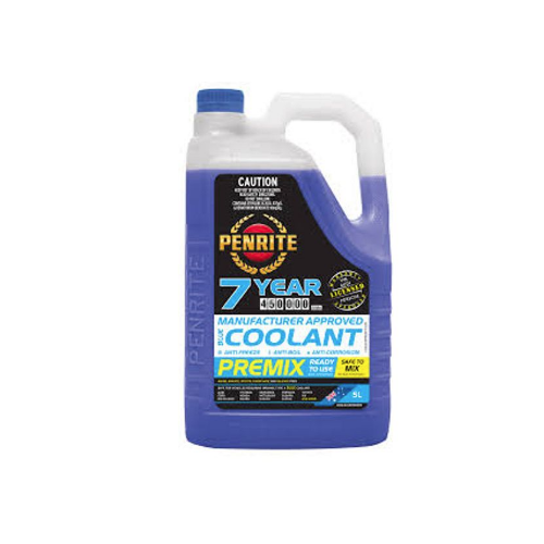 Penrite 7-Year Blue Coolant and Anti-Freeze