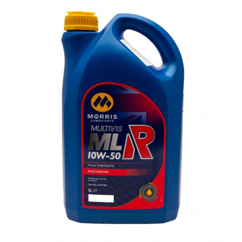 Morris X-RPM Competition 10W-50 Oil - 5 Litre