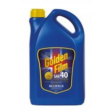 Morris Engine Oil - Golden Film SAE 40 (5 Litres)