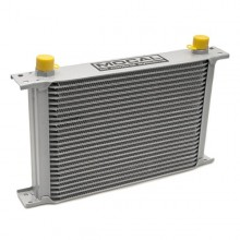 Oil Cooler Matrix 25 Row 1/2 in BSP
