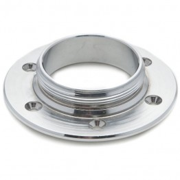 Chrome Flange for 2 in Caps