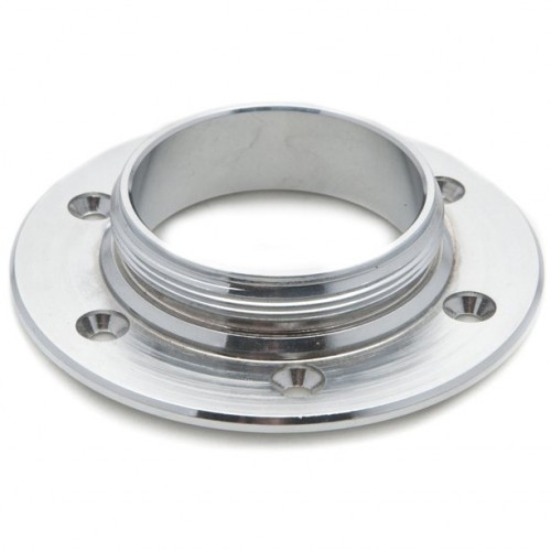 "Chrome Flange for 2"" Caps image #1"