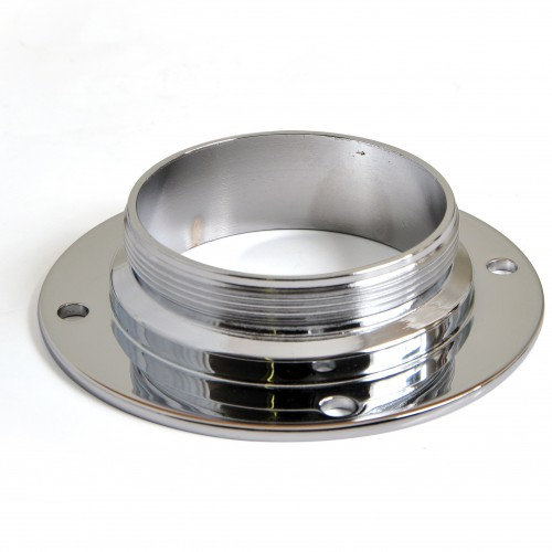 "Chrome Flange for 2.75"" Caps image #1"