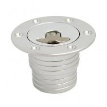 Aero Flush-Fitting Fuel Cap - 2 in - Locking