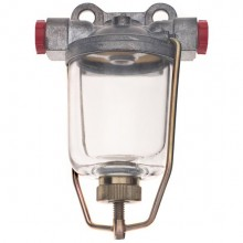 Fuel Filter/Water Strainer
