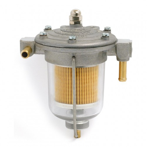 Filter/Regulator 85mm with Glass Bowl (130 to 200 bhp) image #1