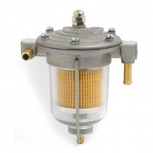 Filter/Regulator 85mm with Glass Bowl (130 to 200 bhp)